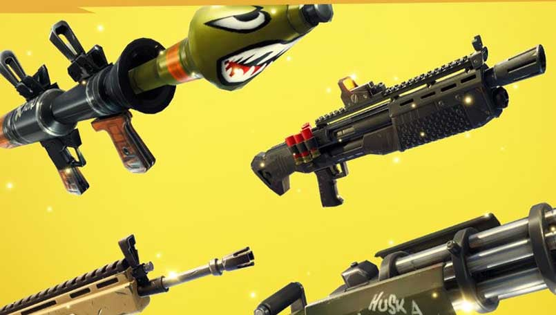 Fortnite Update 4.2 is here and here's what's new