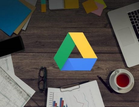 Google Drive files will be auto-deleted after 30 days from October 13