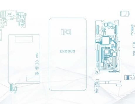 HTC Exodus is a blockchain-based smartphone looking at decentralized internet