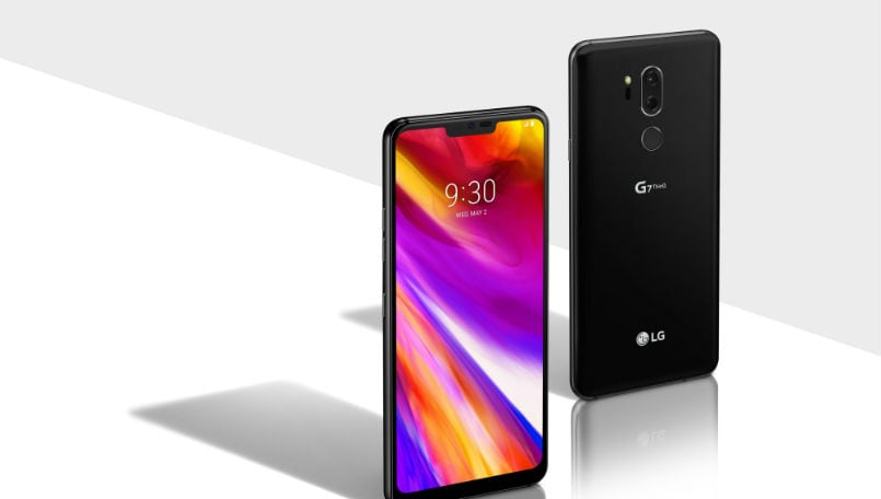 LG G7 ThinQ Design Gallery
