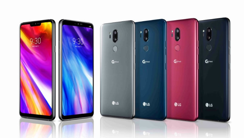 LG G7 ThinQ vs LG G6: A look at what's changed