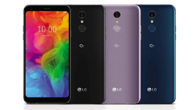LG Q7 2018 launched with 5.5-inch FullVision display: Price, specifications and features