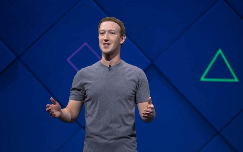 Mark Zuckerberg climbs to number three in the rich list