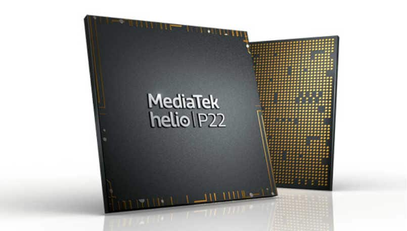 MediaTek Helio P22 main