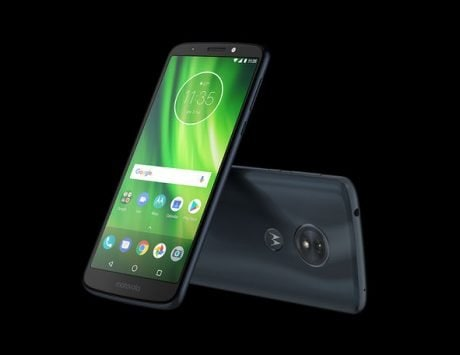 Moto G6 Play software update rolling out
