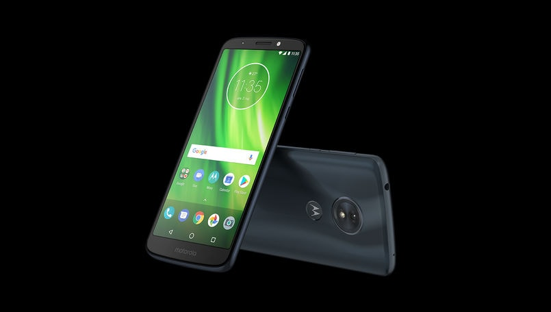Moto G6 Play update brings in June 2019 security patch, One-Button Nav and more