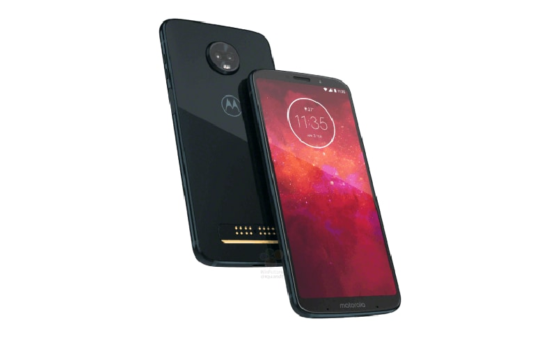 Moto Z3 Play rumored to launch in India in July