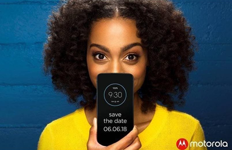 Moto Z3 Play may be announced on June 6