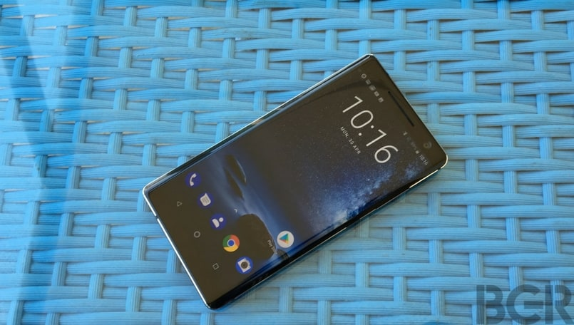 Nokia 8 and Nokia 8 Sirocco get June Android security update
