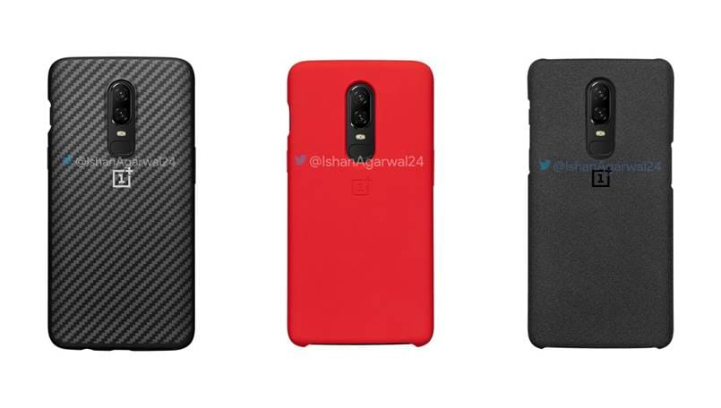 OnePlus 6 case leak main