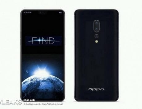 Oppo Find X rumor roundup