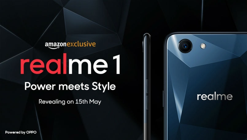Oppo Realme 1 to launch in India today exclusively via Amazon India; everything you need to know