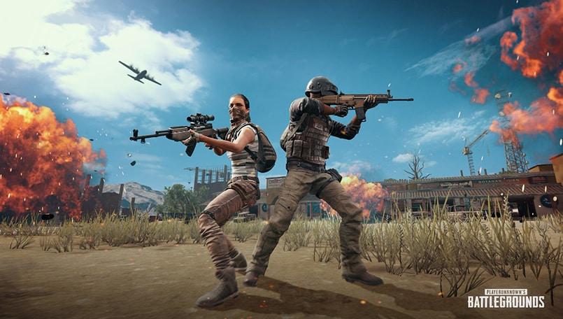 PUBG's New Event Mode Is A Deathmatch Called 'Desert