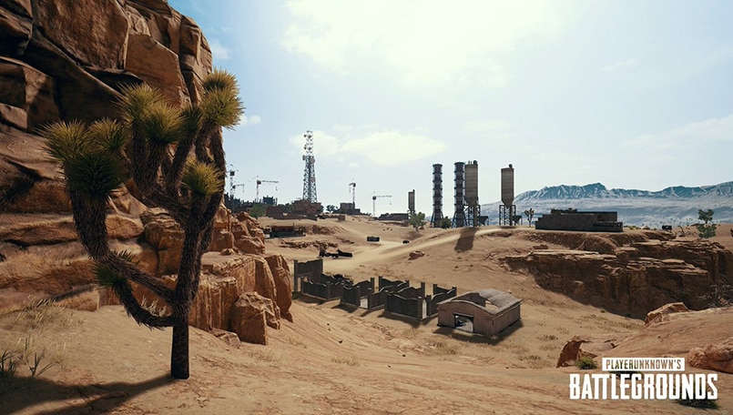 PUBG update 12 is out and introduces new weapon, vehicle and accessories