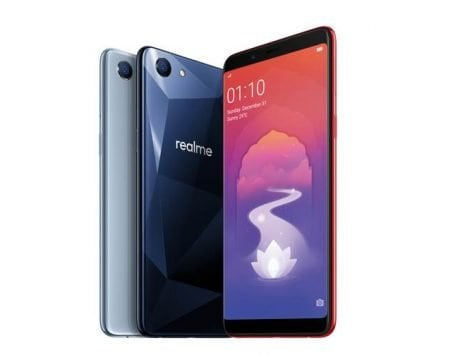 Realme 1: Oppo has finally taken its leap of faith by going online