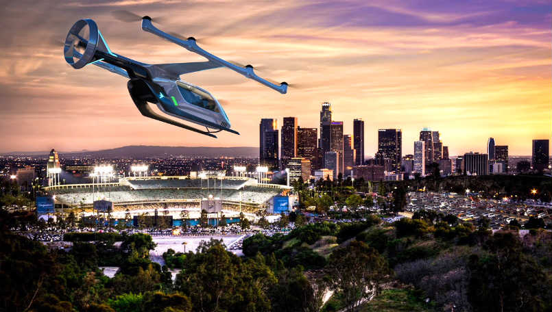 Uber signs new pact with NASA on 'flying car'