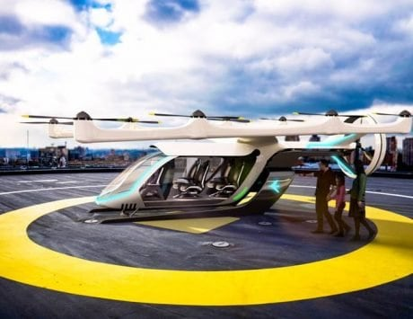Uber is planning to take the skies with flying drone-like taxis in next 5 years