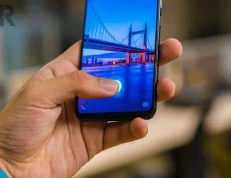 Samsung Galaxy S10 confirmed to feature an in-display fingerprint sensor