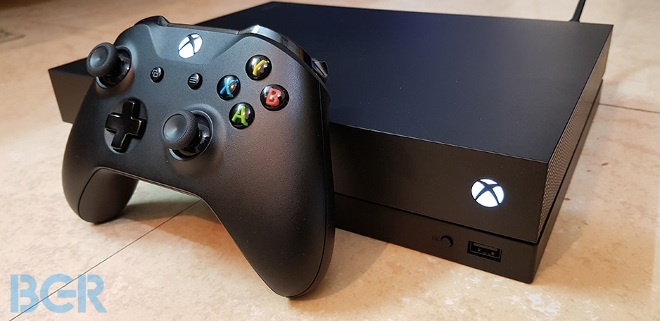 Microsoft Xbox One X Review: Full of power but few things to lift