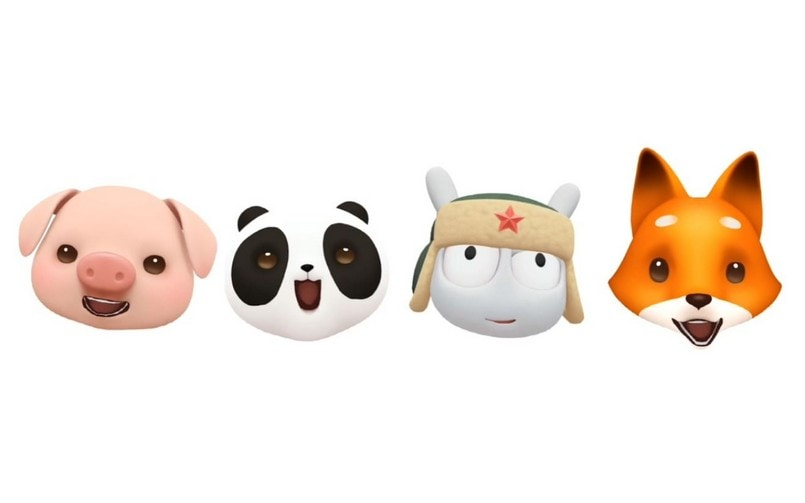 Xiaomi is planning to launch its own 3D emojis along with Mi 8