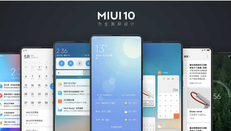 MIUI 10 announced: These Xiaomi smartphones that will get single-camera portrait mode