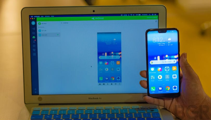 AirMirror lets you control your Android smartphone using an iPhone or desktop, here's how
