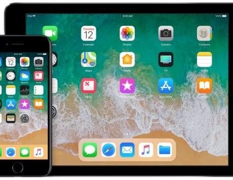 Apple iOS 11 is now running on 85 percent of iPhones and iPads