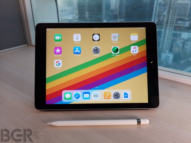 Apple files for patent on handwriting recognition technology for the iPad