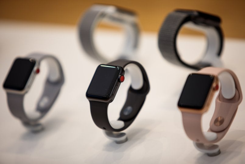 Apple Watch Series 4 and older models certified by Eurasian Economic Commission in Russia