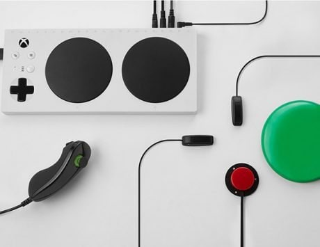 Microsoft is introducing Xbox Adaptive Controller for players with disabilities