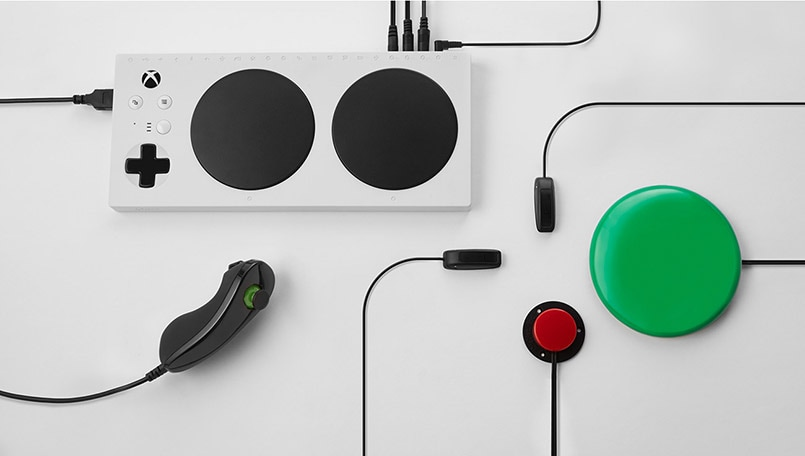 Xbox reveal the Adaptive Controller - designed for accessibility