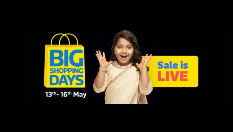 Flipkart Big Shopping Days Sale Day 2: Deals on Google Home smart speakers, Pixel 2, Xiaomi Mi MIX 2, Honor 9 Lite, and more