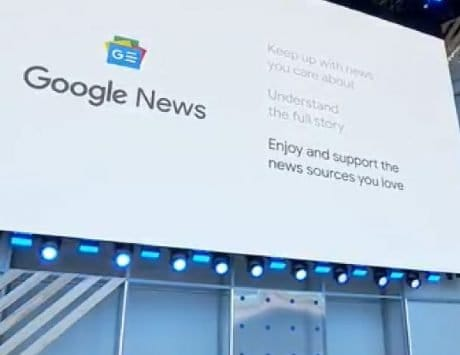 Google I/O 2018: Google News app updated with Material Theme, AI capabilities