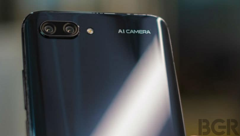 honor 10 hands on dual cameras