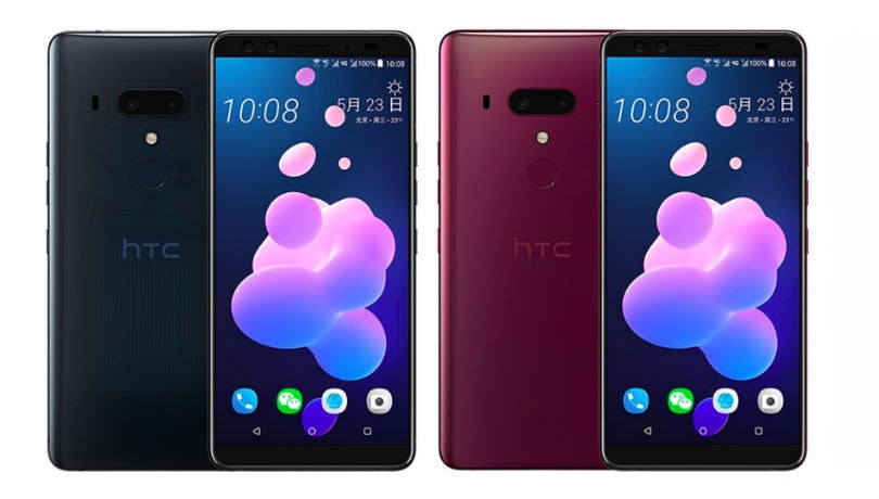 HTC U12+ official renders, full specifications leaked ahead of May 23 launch