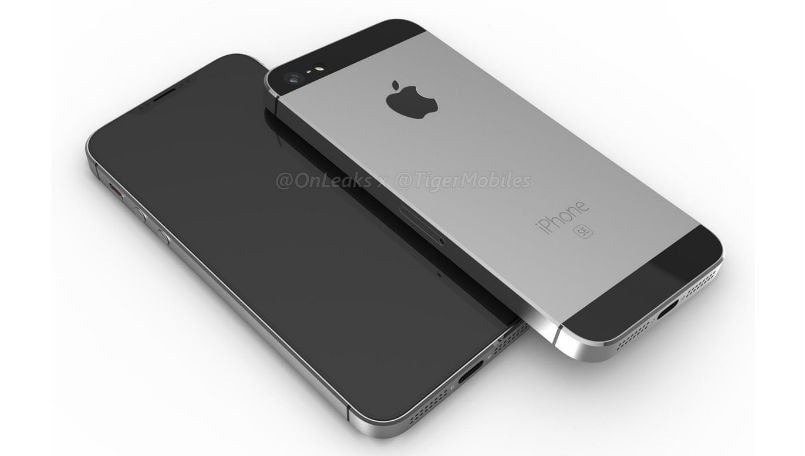 Apple iPhone SE 2 leaked render shows thin bezel design and no headphone jack