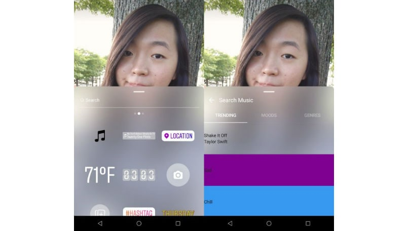 Instagram could soon start letting users add music to Stories