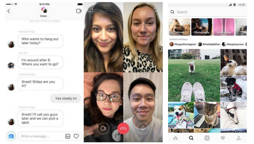 Facebook and Instagram Stories adds Spotify integration
