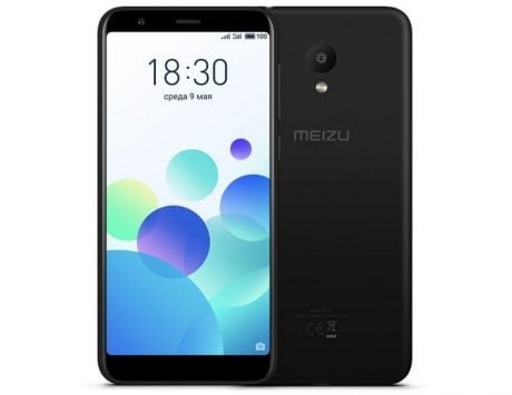 Meizu M8c launched in Russia