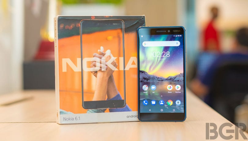 Nokia 6.1 First Impressions: It's what's on the inside that matters