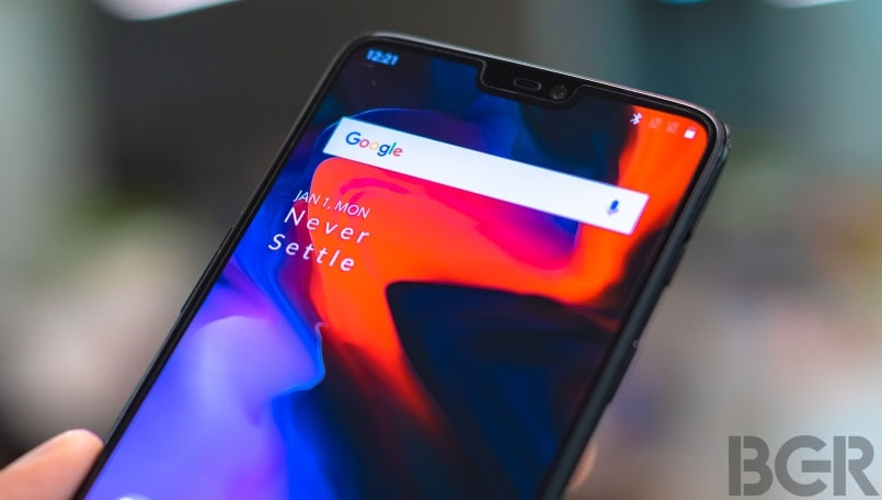 OnePlus 6 update rolling out with support for super slow-mo videos and the ability to hide the notch