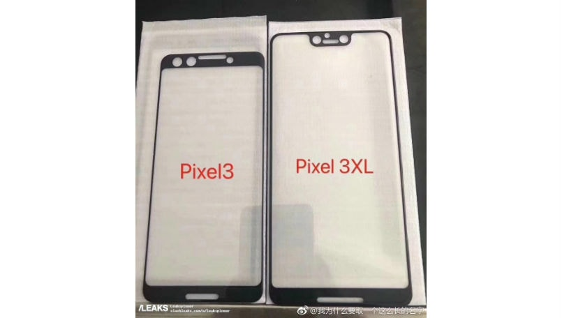 pixel 3 and pixel 3 xl slashleaks intext
