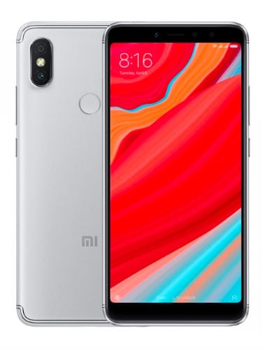 redmi s2 front and back