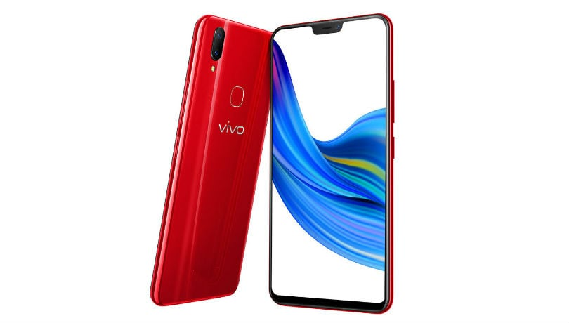 Vivo Z1 with Snapdragon 660, 6.26-inch FHD+ 19:9 display launched
