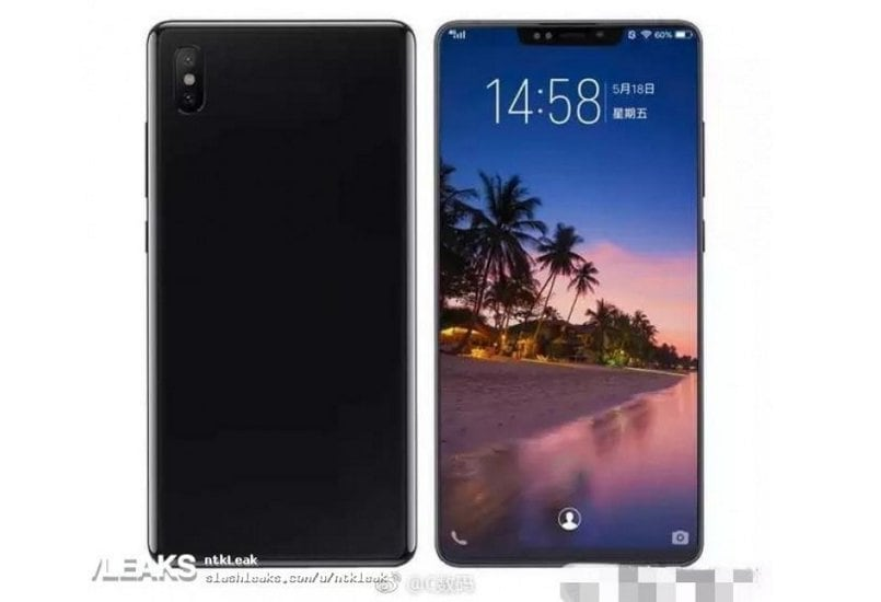 Xiaomi Mi 8 leaked renders give us the best look at the upcoming flagship smartphone