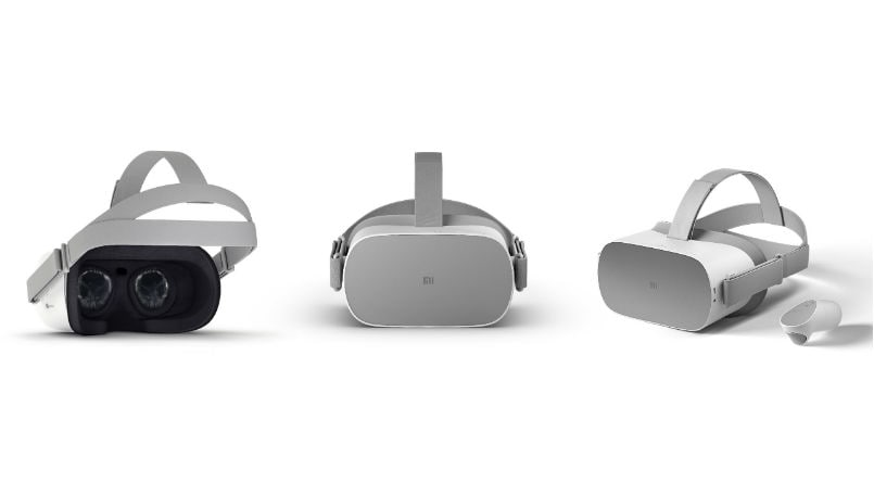 Xiaomi Mi VR Standalone headset launched: Price, specifications and features