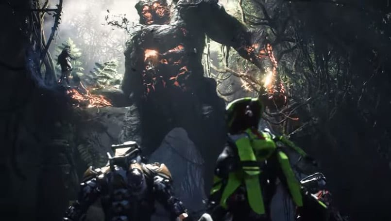 E3 2018: BioWare Anthem launch date set for February 22, 2019