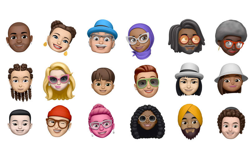 Apple introduces Memoji which is really Yahoo Avatars reborn in 2018