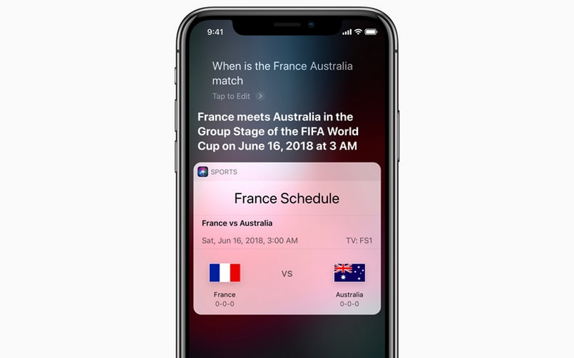 FIFA World Cup 2018: Apple launches new features for football fans