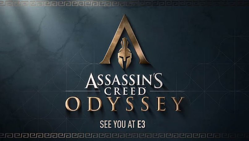 Ubisoft officially announces Assassin's Creed: Odyssey